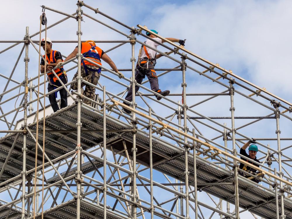 Schulung, Persönliche Schutzausrüstung, Schutz Baustelle, PSAGA, Arbeitsschutz,