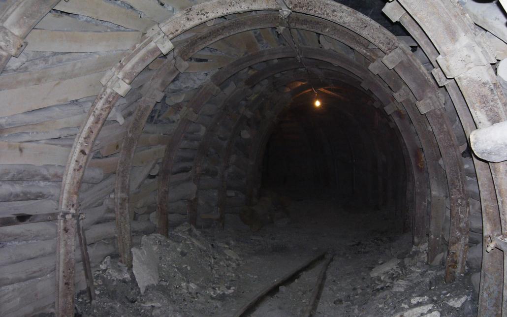 Bergbau, Montanindustrie, Montantechnik, Ingenieurbüro Arccon, Gelsenkirchen, Stollen